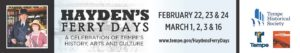 Hayden's Ferry Days in Tempe takes place February 22-24 and March 1-3, 2018 in Tempe, AZ