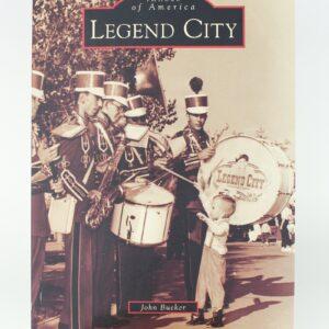 Book Cover: Legend City by John Bueker
