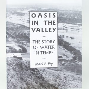 Book Cover: Oasis in the Valley by Mark Pry