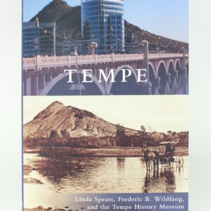 Book Cover: Tempe Then and Now