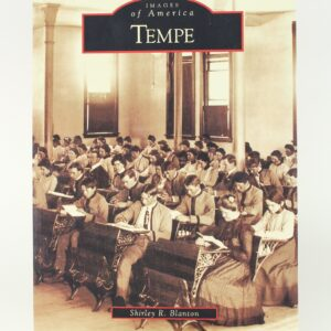 Book Cover: Tempe by Shirley Blanton