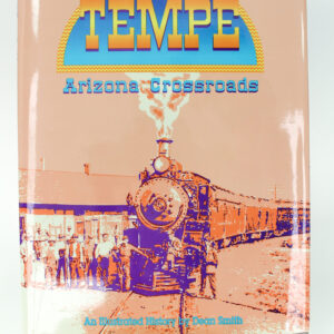 Book Cover: Arizona Crossroads by Dean Smith