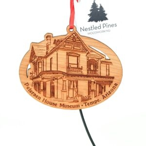 Petersen House ornament