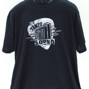 Tempe Sound t-shirt front