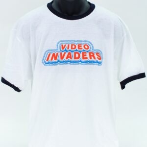 Video Invaders t-shirt