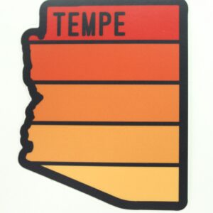 Tempe AZ sticker
